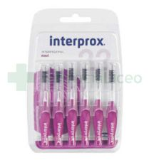 CEPILLO DENTAL INTERPROXIMAL INTERPROX MAXI 6 U