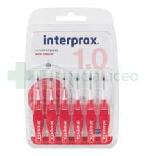 CEPILLO DENTAL INTERPROXIMAL INTERPROX MINI CONI