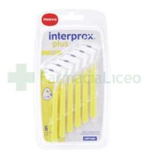 CEPILLO DENTAL INTERPROXIMAL INTERPROX PLUS MINI