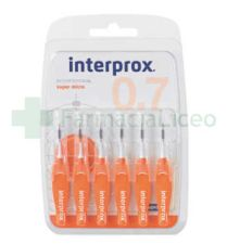CEPILLO DENTAL INTERPROXIMAL INTERPROX SUPER MIC