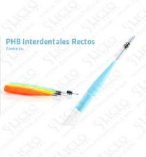 CEPILLO INTERDENTAL PHB CONICO