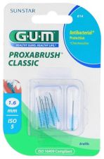 CEPILLO INTERDENTAL RECAMBIO GUM 614 PROXABRUSH