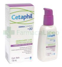 CETAPHIL DERMACONTROL HIDRATANTE FPS 30 118 ML