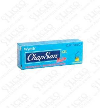 CHAPSAN MED 10 GR GEL