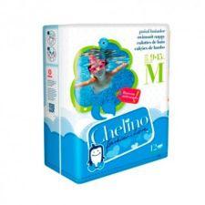 CHELINO PAÑAL BAÑADOR INFANTIL TALLA M 9-15 KG 12 UNIDADES