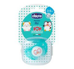 CHICCO CHUPETE POP FRIENDS LATEX 0-6M