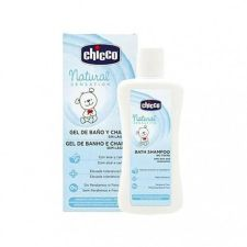 CHICCO NATURAL SENSATION DUPLO GEL DE BAÑO Y CHA