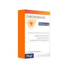 CHRONOBIANE MELATONINA 1 MG 30 COMPRIMIDOS