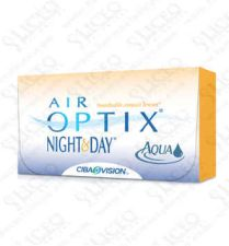 CIBA VISION AIROPTIX NIGHT & DAY 6 U