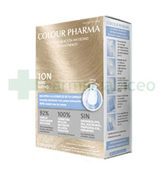 CLINUANCE COLOUR PHARMA 10-N RUBIO PLATINO