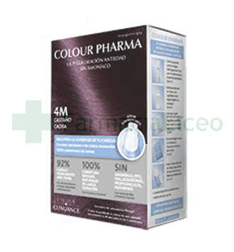 CLINUANCE COLOUR PHARMA 4-M CASTAÑO CAOBA