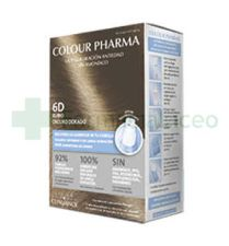 CLINUANCE COLOUR PHARMA 6-D RUBIO OSCURO DORADO