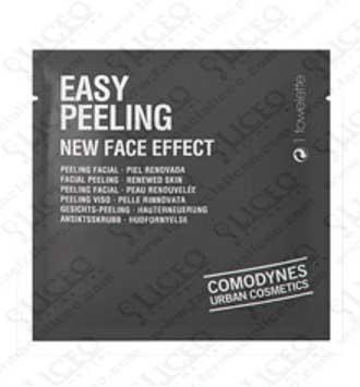 COMODYNES EASY PEELING NEW FACE EFFECT 8 TOALLITAS