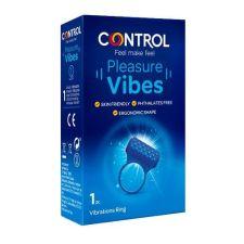 CONTROL PLEASURE VIBES ANILLO VIBRADOR 1 ANILLO