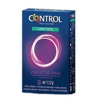 CONTROL RING 4 SPEED ANILLO VIBRADOR 1 ANILLO