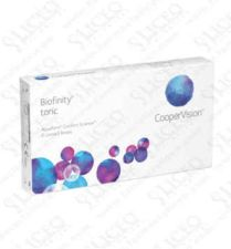 COOPER VISION BIOFINITY TORICAS 6 U