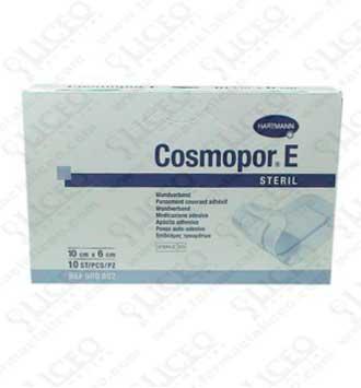 COSMOPOR E APOSITO ESTERIL 7,2X5 M 10 UNIDADES