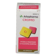CROMO ARKOVITAL 45 CAPS
