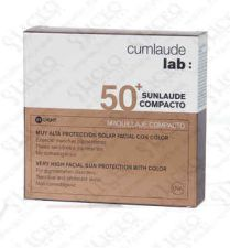 CUMLAUDE LAB: SUNLAUDE COMPACTO SPF 50+ COLOR TO