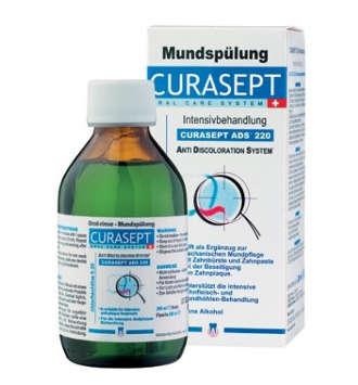 CURASEPT ADS 220 0.20%  COLUTORIO CLORHEXIDINA 2