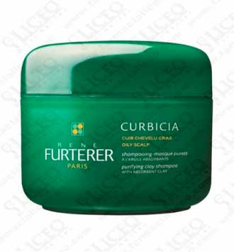 CURBICIA CHAMPÚ MASCARILLA PUREZA RENE FURTERER 200 ML