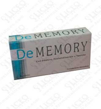 DE MEMORY 30 CÁPSULAS