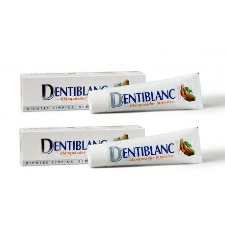DENTIBLANC BLANQUEADOR INTENSIVO PASTA DENTAL DUPLO 100 + 100 ML
