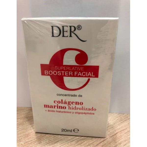 DER BOOSTER FACIAL COLAGENO MARIN HIDROLIZADO 20 ML