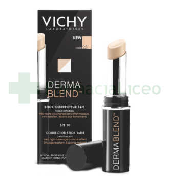 VICHY DERMABLEND STICK ULTRA CORRECTOR 45 GOLD