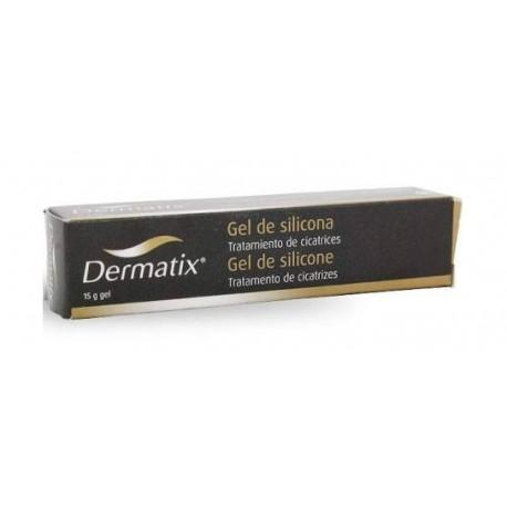 DERMATIX GEL SILICONA 15 GR