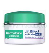 DERMATOLINE LIFT EFFECT NOCHE 50 ML