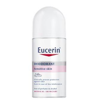 DESODORANTE EUCERIN PIEL SENSIBLE PH-5 ROLL-ON