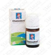 DHU CHAMODENT COMPRIMIDOS 12 GRS