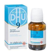 DHU NATRIUM PHOSPHORICU 6D SAL DE SCHUESSLER Nº9