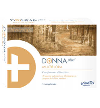DONNA PLUS+ MULTIFLORA 15 COMP