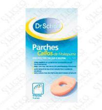 DR SCHOLL PARCHES CALLOS MOLESPUMA ESCUDO