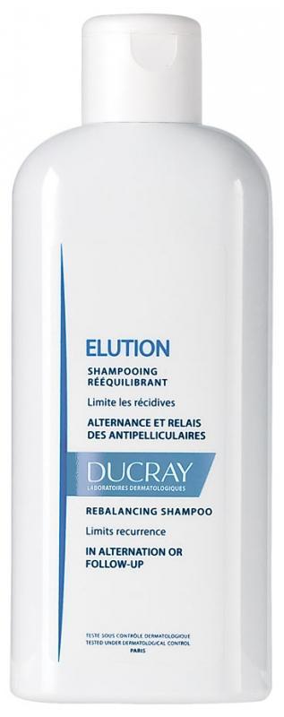 DUCRAY ELUCION CHAMPU REEQUILIBRANTE 200 ML