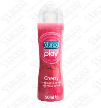 DUREX PLAY CHERRY LUBRICANTE HIDROSOLUBLE INTIMO