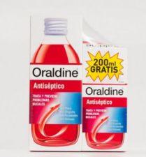 ORALDINE ANTISEP PACK 400+200