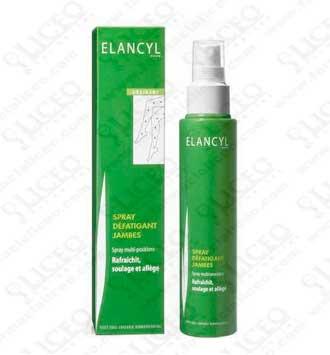 ELANCYL SPRAY RELAJANTE PIERNAS SPRAY 125 ML