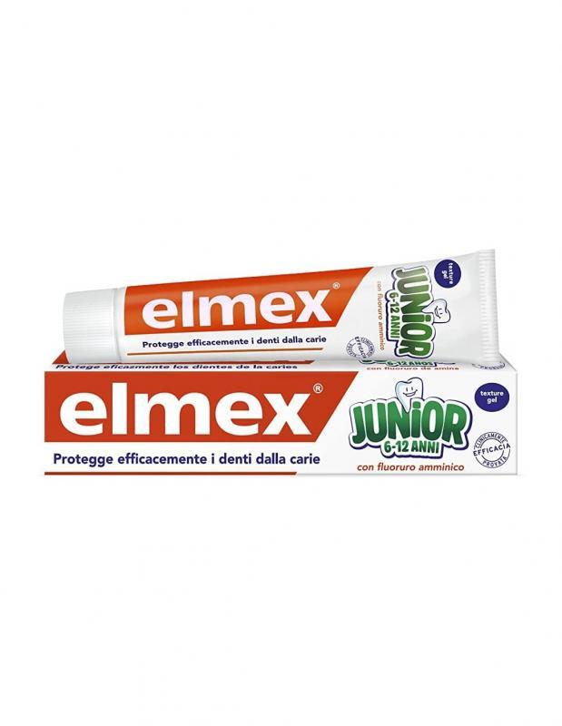 ELMEX JUNIOR PASTA INFANTIL 75 ML