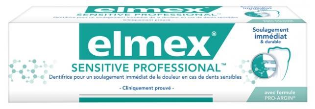 ELMEX SENSITIVE PROFESIONAL 1 TUBO 75 ML