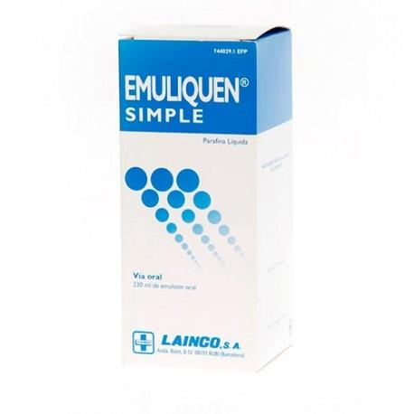 EMULIQUEN SIMPLE 2.39 G/5 ML EMULSION ORAL 230 M