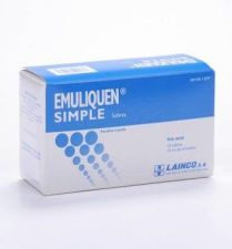 EMULIQUEN SIMPLE 7.17 G 10 SOBRES EMULSION ORAL 15 ML