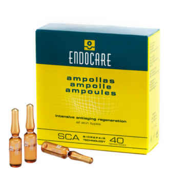 ENDOCARE AMPOLLAS 1 ML 7 AMPOLLAS