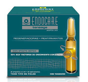 ENDOCARE TENSAGE AMPOLLAS 10 AMPOLLAS 2 ML