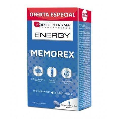 ENERGY MEMOREX 56 COMPRIMIDOS