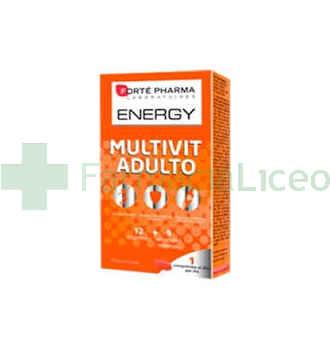 ENERGY ADULTOS 28 COMPRIMIDOS