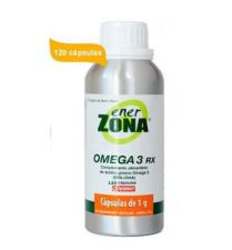 ENERZONA OMEGA 3RX 1 G 120 CAPS