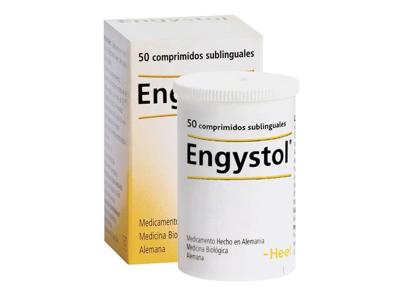 ENGYSTOL 50 COMPRIMIDOS HEEL